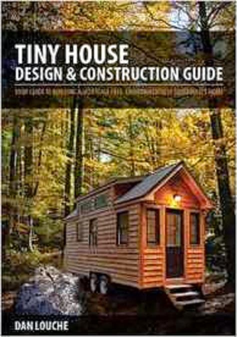 dan louche tiny house book amish crossings with vogel