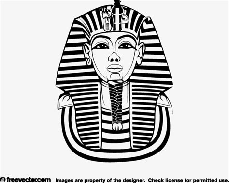 pharaoh head logo www pixshark com images galleries