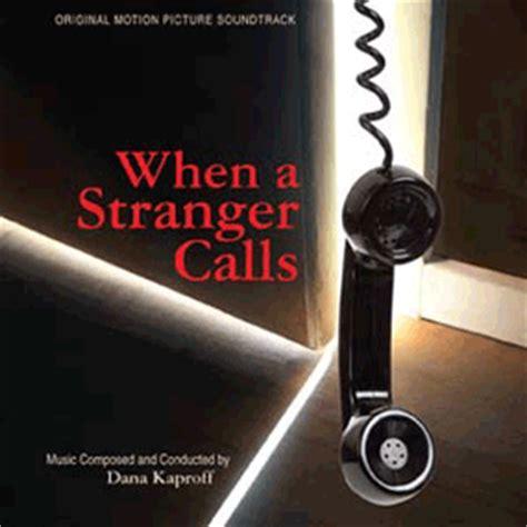 when a stranger calls when a stranger calls soundtrack 1979