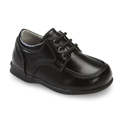 baby boy oxford shoes josmo baby boy s tom black oxford shoe