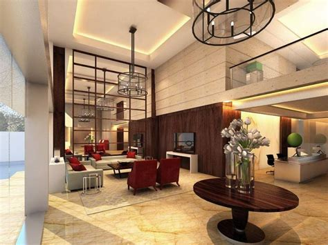 desain meja lobby gambar dan ide desain lobby arsitag