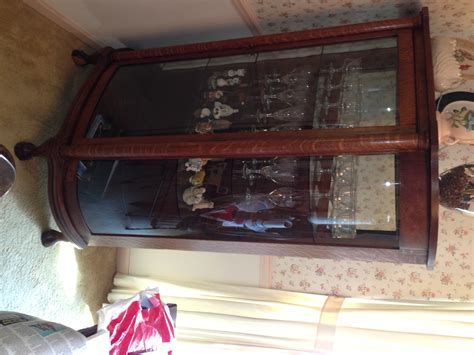 antique china cabinet 1900s larkin antique early 1900s golden oak china cabinet for
