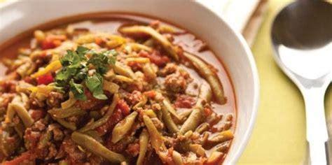 cucina siriana ricette cucina siriana spezzatino di carne con fagiolini cucina