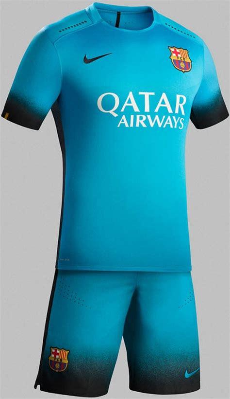 Barcelona 3rd 201516 Black Leaked nike fc barcelona 2015 16 third jersey