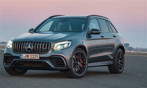 mercedes amg glc 63 4matic the crossover with the