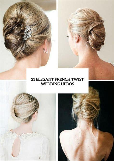 elegant twist hairstyles 21 elegant french twist updos to get inspired