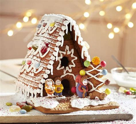 pattern for simple gingerbread house gingerbread house templates download free premium