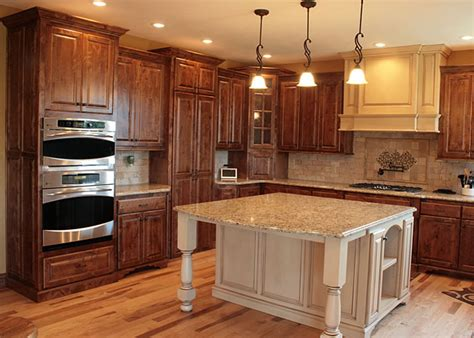 custom kitchen cabinets smart home kitchen