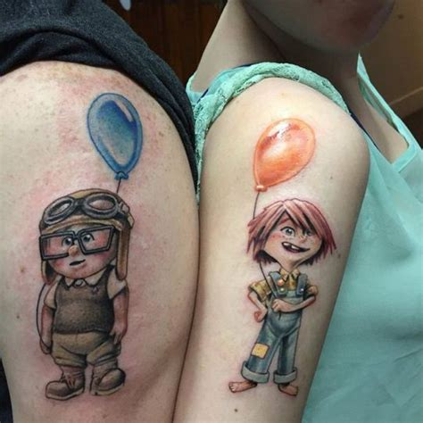 unique matching couple tattoos awesome design ideas for couples matching