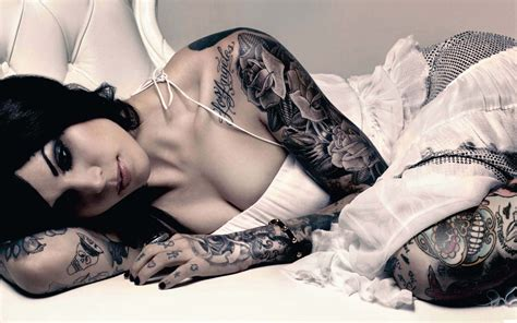 tattoo hot picture kat von d wallpaper hot and sexy lingerie picture tattoo
