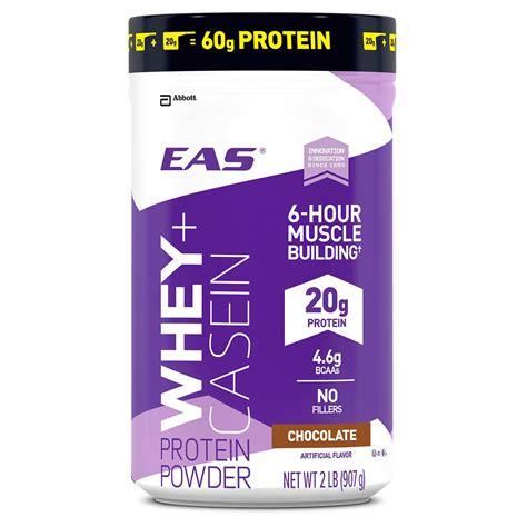 Whey Casein eas whey casein protein powder chocolate 2