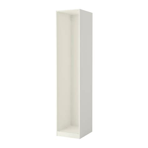 pax caisson d armoire blanc 50x58x236 cm ikea