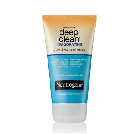 Pore Cleanser 2in1 Alat Komedo 2in1 neutrogena 174 clean 174 invigorating 2 in 1 wash mask
