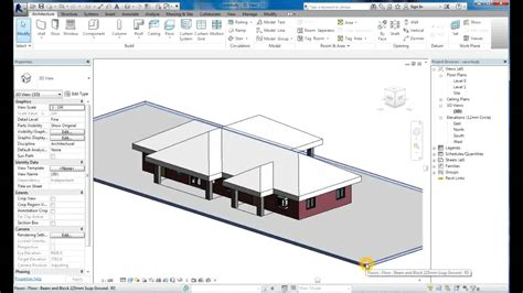home design for beginners revit tutorial revit architecture 2014 tutorial for