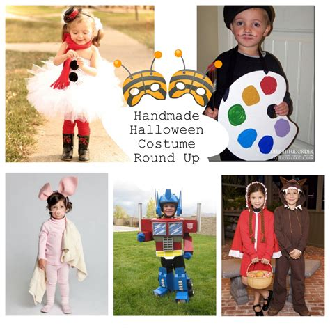Handmade Childrens Costumes - handmade costume up