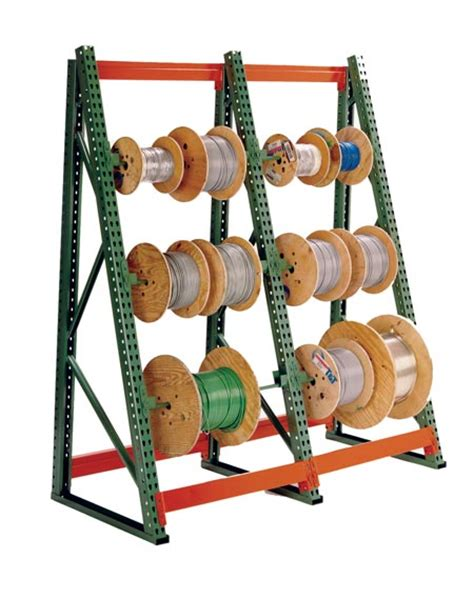Cable Spool Rack by Cable Reel Racks
