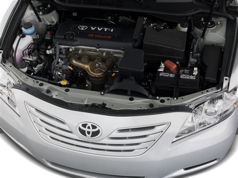 2009 Toyota Camry Engine 2009 Toyota Camry Reviews And Rating Motor Trend