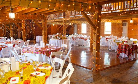 on barn decorating for the wedding reception weddingelation