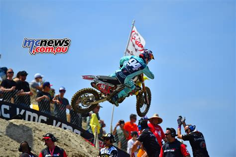 lucas oil ama pro motocross ryan dungey wins glen helen national mcnews com au