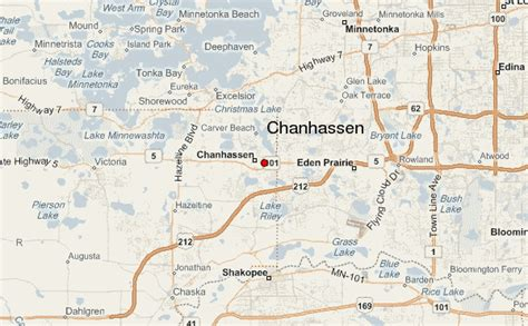 guide urbain de chanhassen