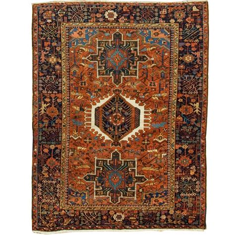 Heriz Rugs For Sale by Antique Heriz Rug For Sale At 1stdibs