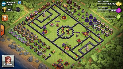 layout coc copy os layouts mais criativos e bizarros parte 03 clash of