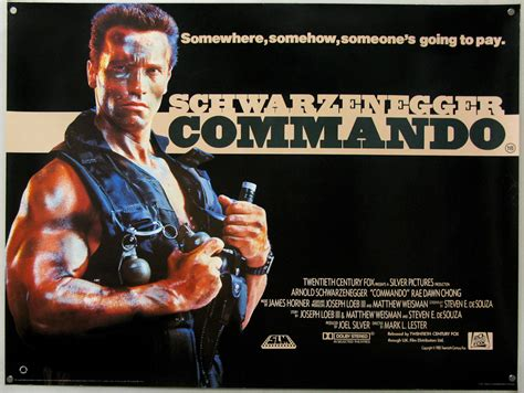 biography of film commando commando absurdly awesome mighty1090am