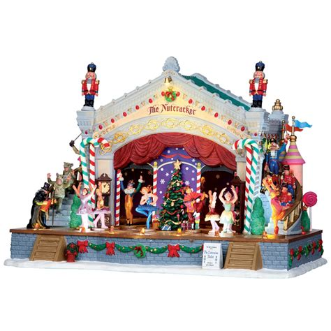 lemax nutcracker suite sights sounds table piece