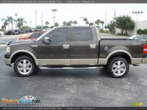 2007 ford f150 lariat supercrew 4x4 metallic