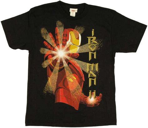 T Shirts Kaos Iron Man2 iron 2 youth t shirt