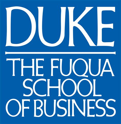 Duke Fuqua Mba Marketing by Duke Fuqua School Of Business Logo 171 Logos