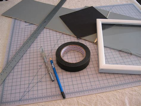 How To Cut Mat Board With Exacto Knife by How To Cut Your Own Picture Mats 187 Decor Adventures