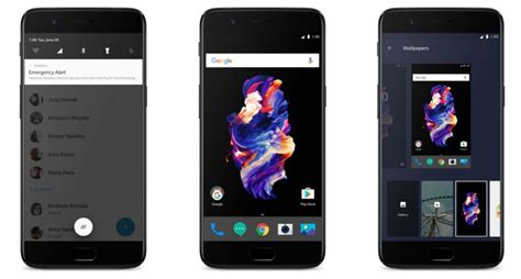 android themes for oneplus one oneplus 5 oxygen os 4 5 2 now available for download ota