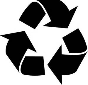 Recycling symbol vector icon signs icons icons download