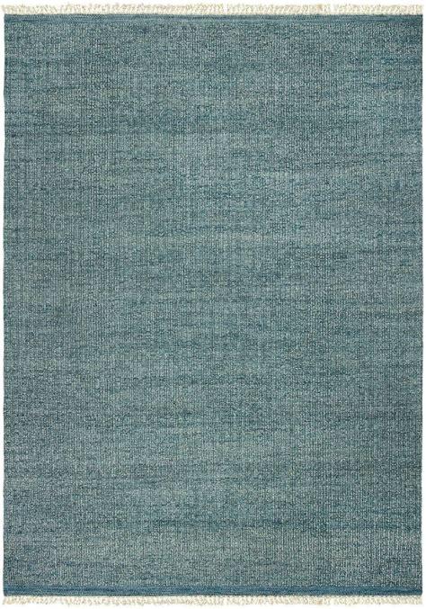 teppich blau teppich handgewebt grau blau marke luxor living teppich
