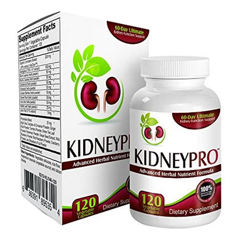supplement kidney kidney pro with 21 kidney health supplements in 1 formula
