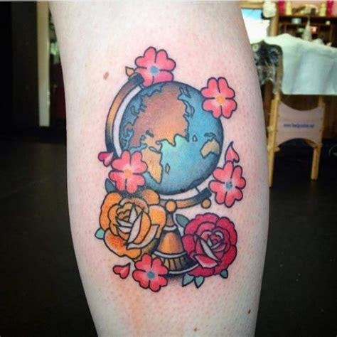 travel inspired tattoos 40 travel inspired tattoos from travelers