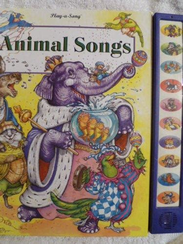 From Book To Song by 9780785380009 Animal Songs Play A Song Kid Connection