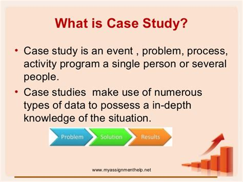 how to write effective case study