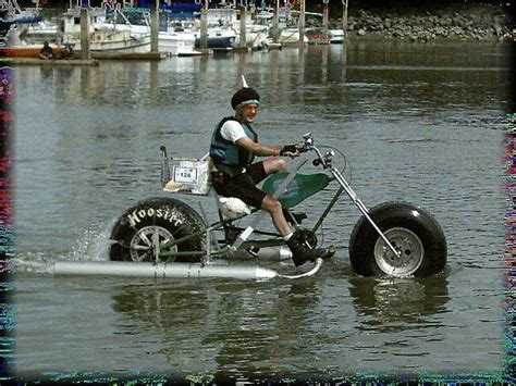 motorcycle boat the hibious motorcycle pictures motorcycle news top