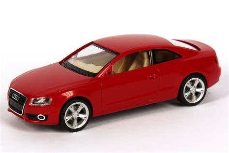 Audi A5 Coupe Rot by 1 87 Audi A5 Coup 233 Rot Herpa 023771