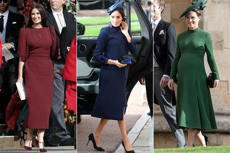 All the Best Dressed Guests at Princess Eugenie's Royal