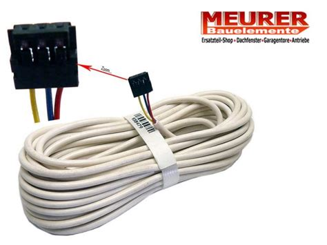 Kabel Wlc Wlc 100 51 Velux Steuerung Wlc 100 5104