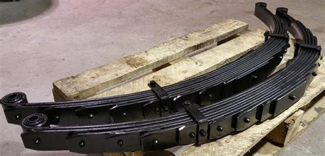 ford mercury car leaf springs oem heavy duty lifted f 250 ford 1953 1965 custom rear lift springs 08 quot pair