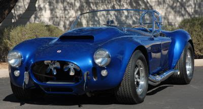 why did the 1966 shelby cobra sell for $5.5 million