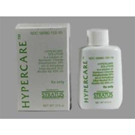 Mediklin Sol Topical Solution hypercare hyperhidrosis treatment aluminum chloride 20 topical solution bottle 37 5 ml