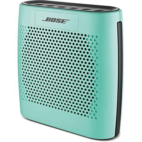 bose soundlink color bluetooth bose soundlink color bluetooth speaker mint 627840 1610 b h