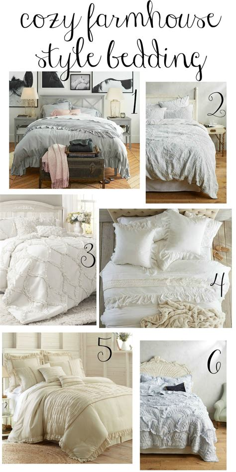 Look Bedding by Cozy Farmhouse Style Bedding