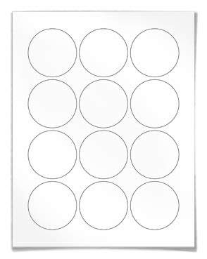 best photos of 2 25 inch circle template printable 1