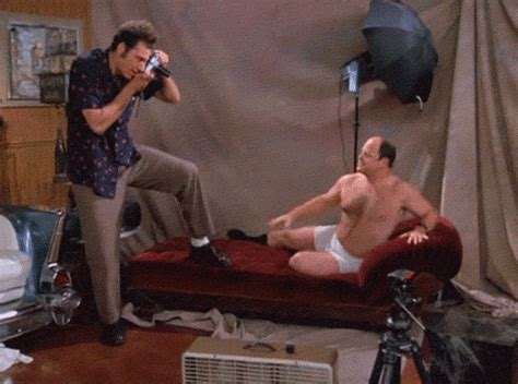 george costanza pose couch cosmo kramer s guide to living life on your own terms